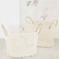 Sabrina Basket Set - Cream One