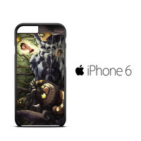 Where the Wild Things Are cartoon WALLPAPER Y0609 iPhone 6 Case