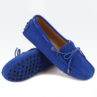 Solid Colors Casual Loafers