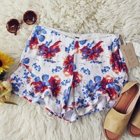 Free People Sand Dollar Shorts