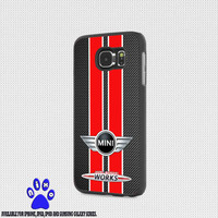 Mini Cooper Jhon Cooper Works Logo for iphone 4/4s/5/5s/5c/6/6+, Samsung S3/S4/S5/S6, iPad 2/3/4/Air/Mini, iPod 4/5, Samsung Note 3/4 Case * NP*