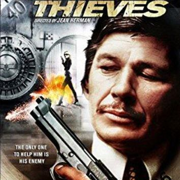 Charles Bronson & Marianna Falk - Honor among Thieves