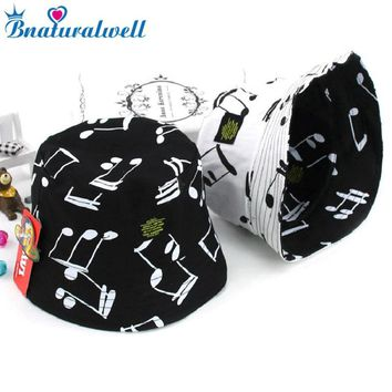 Bnaturalwell Personalized Kids Beach Hat Children Sun Hat Baby Girls Boys Reversible Bucket Hat Toddler Summer Sun Hats H016S