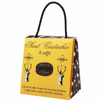 Coffee Beans Coated with Dark Chocolate by Sant Eustachio 1.7 oz