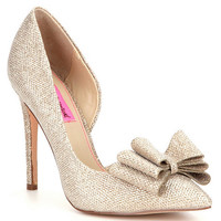 Betsey Johnson Prince Pumps | Dillards