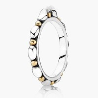 Women's PANDORA 'Opposites Attract' Band Ring