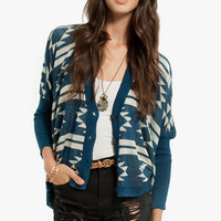Native Diamond Cardigan $37