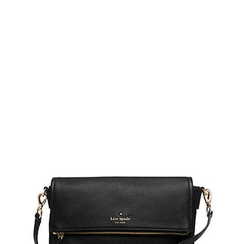 Kate Spade Cobble Hill Marsala Black ONE