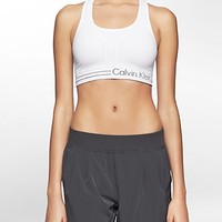 performance reversible sports bra | | Calvin Klein