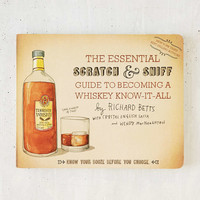 The Essential Scratch & Sniff Guide To Becoming A Whiskey Know-It-All By Richard Betts, Crystal English Sacca & Wendy MacNaughton - Urban Outfitters
