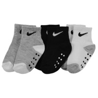 Nike 3 Pack Crew Socks - Boys' Infant at Kids Foot Locker