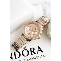 Pandora Woman Men Fashion Quartz Classic Wristwatch Watch