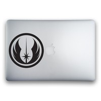 Jedi Order Sticker for MacBooks and Apple Devices