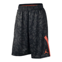 Nike Jordan S Flight Printed Men's Shorts - Anthracite