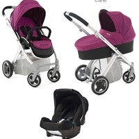 Babystyle Oyster 3 in 1 Britax Travel System