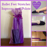 Ballet Feet Stretcher - Professional Arch Foot Stretchers - Order 2 or more and Save!
