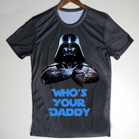 Star Wars Who's Your Daddy T Shirt