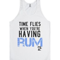 Time Flies When You're Having Rum |
