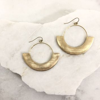Fan Favorite Gold Hoop Earrings