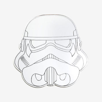 Star Wars Rogue One Imperial Troopers Helmet Mirror 4 Pack