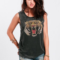 Tiger Growl Tank By Chaser