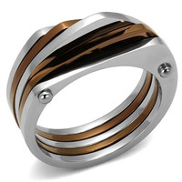 Contemporary Wedding Band Promise Ring