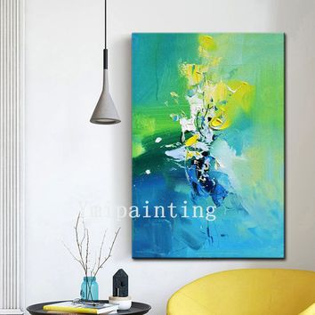 Abstract painting acrylic painting on canvas,huge size,art PaintingWall Art Pictures for living room Home Decor Hand Painted abstract paint