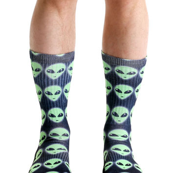 Alien Sport Socks