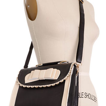 The Bees Knees Bow Purse - PLASTICLAND