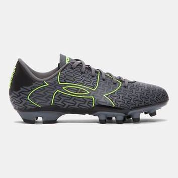 Under Armour UA Clutch Fit Force 2.0 Boys Soccer Cleats Shoes Youth 4