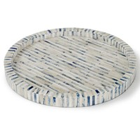Regina Andrew Indigo Strip Tray | New Decor | What's New! | Candelabra, Inc.