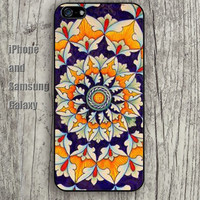 Mandara life flowers colorful iphone 6 6 plus iPhone 5 5S 5C case Samsung S3,S4,S5 case Ipod Silicone plastic Phone cover Waterproof