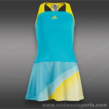 adidas girls tennis dress, adidas Girls from Midwest Sports