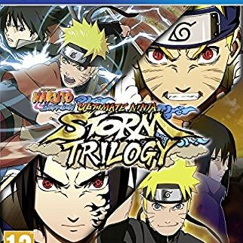 Naruto Ultimate Ninja Storm Trilogy (PS4) UK Import