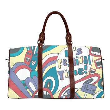 Stylish Party Festival Time Overnight Travel Bag