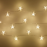 Star Fairy Lights 30 War...