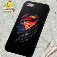 Clark kent Ripped Torn cloth For SMARTPHONE CASE