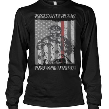 Violent Long Sleeve Shirt
