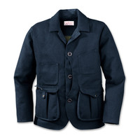 Guide Work Jacket - Bonded Wool