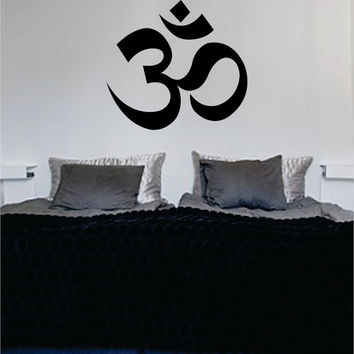 OM Symbol Version 3 Decal Sticker Wall Vinyl