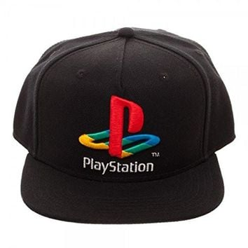 PlayStation Logo Hat