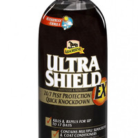 Absorbine UltraShield EX Horse Fly Spray - 32 oz.