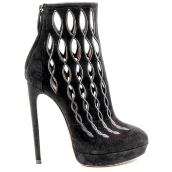 Alaia Womens Ankle boot 5W3T501CC03 C999