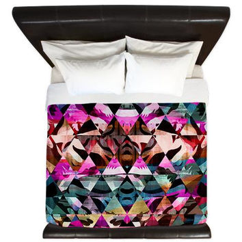 King Duvet Cover - Wild Mix #6 - Ornaart Design