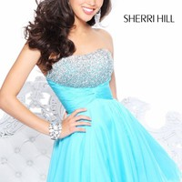 Sherri Hill 11018 Dress