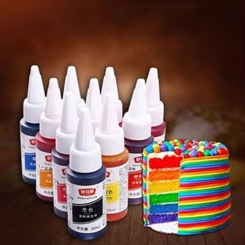 1pc Edible Cream Baking Food Coloring