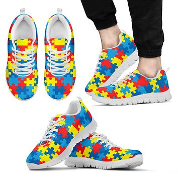 Autism Awareness Sneakers