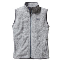 Patagonia Better Sweater Fleece Vest - Women's at City Sports