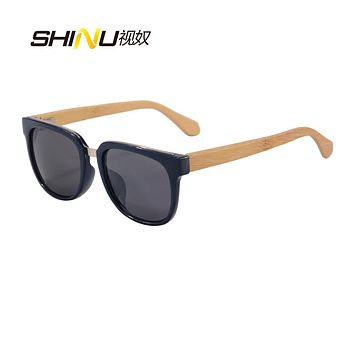 Wooden Sun glasses Women Bamboo Sunglasses Men  Brand Designer Original Wood Glasses with box 569