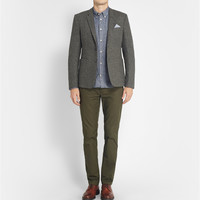 Club Monaco - Slim-Fit Cotton-Twill Chinos | MR PORTER